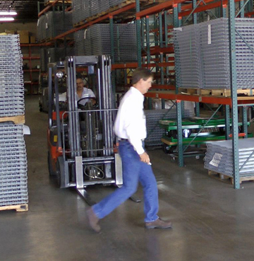 How Zonesafe Is Changing Pedestrian Forklift Safety
