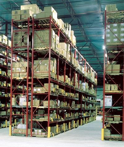 fulfillment warehouse distribution center