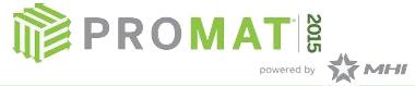 ProMat 2015 logo