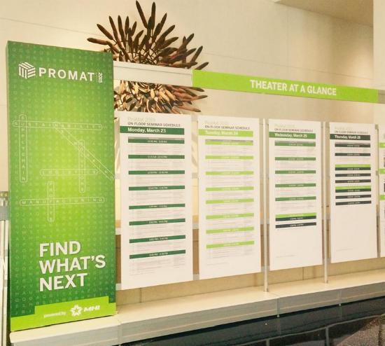 proMat 2015 photo