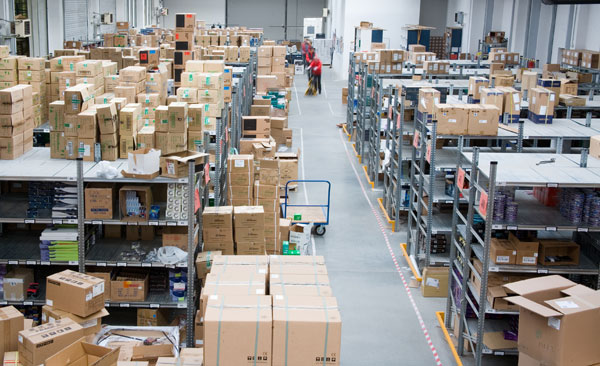 warehousing operation