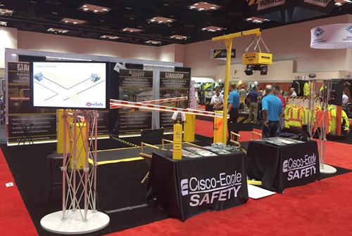 Cisco-Eagle Trade Show Booth