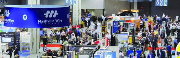 Modex exhibit hall