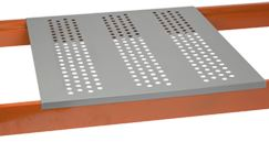 perforated steel decking