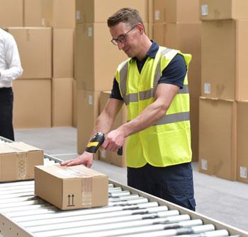 Working at correct ergonomic conveyor height