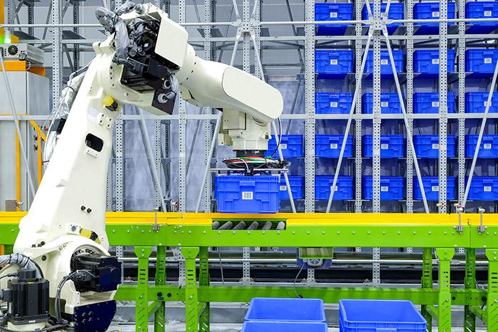 robot fulfillment