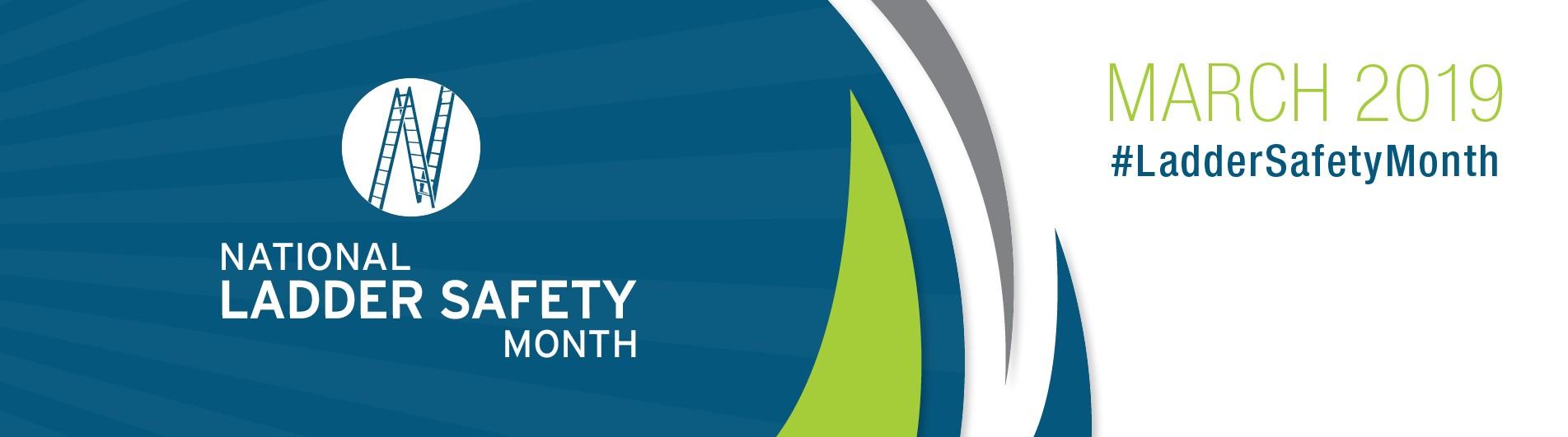 ladder safety month