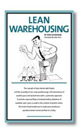 cover for lean warehousing book