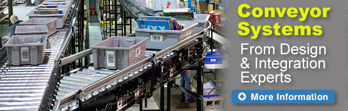conveyor systems and design