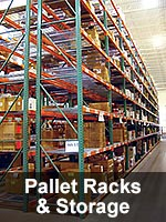 Pallet Rack Estimator