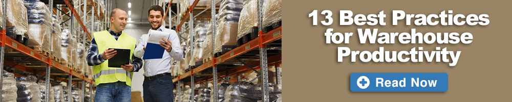 Warehouse Productivity Best Practices