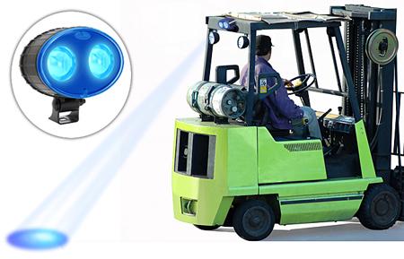 How Forklift Warning Light Help Separate People Amp Forklifts