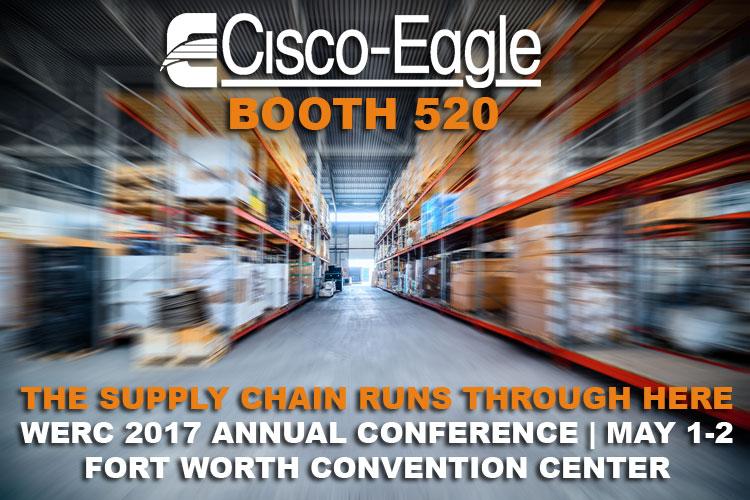 WERC 2017 visit Cisco-Eagle