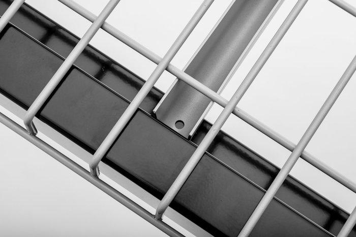 pallet rack wire decking