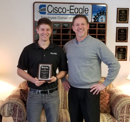 Cisco-Eagle Receives Distributor Award from Western Pacific