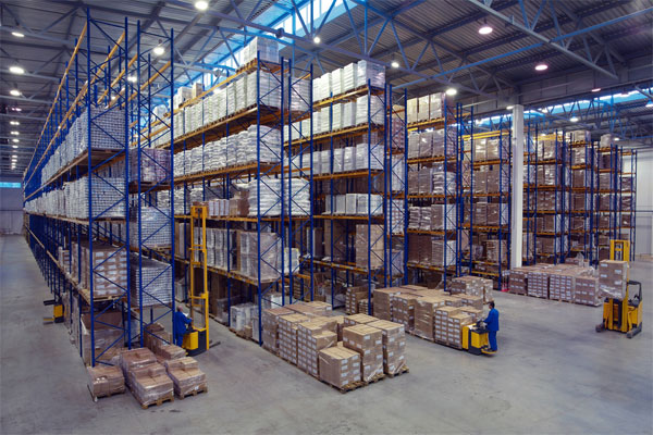 3PL Warehouse