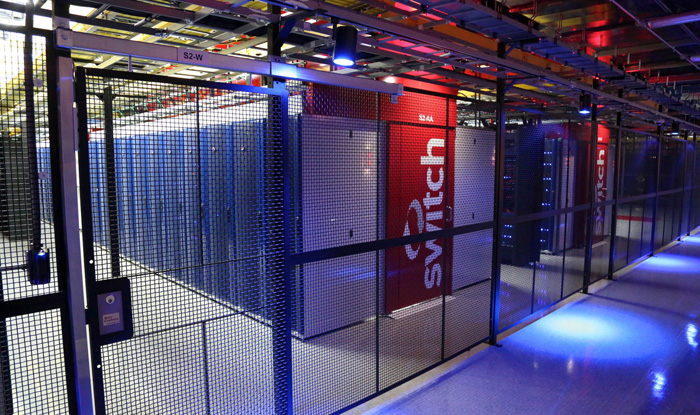 datacenter securitycage