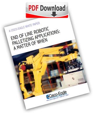 White paper: robotic palletizing