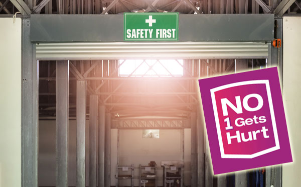 warehouse safety 2018 banner