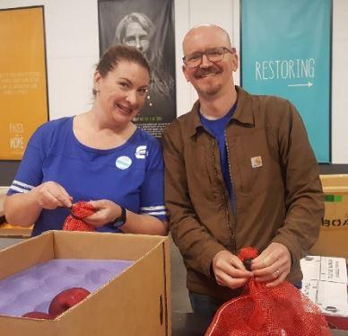 Oklahoma City Volunteers