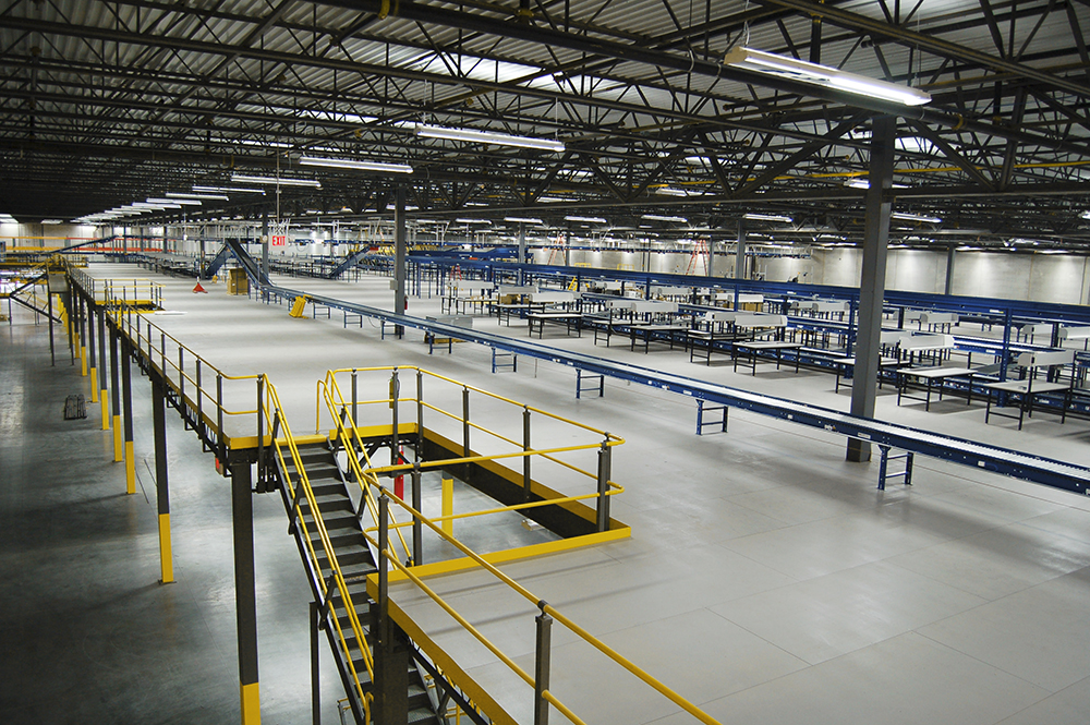 Distribution Center Mezzanine