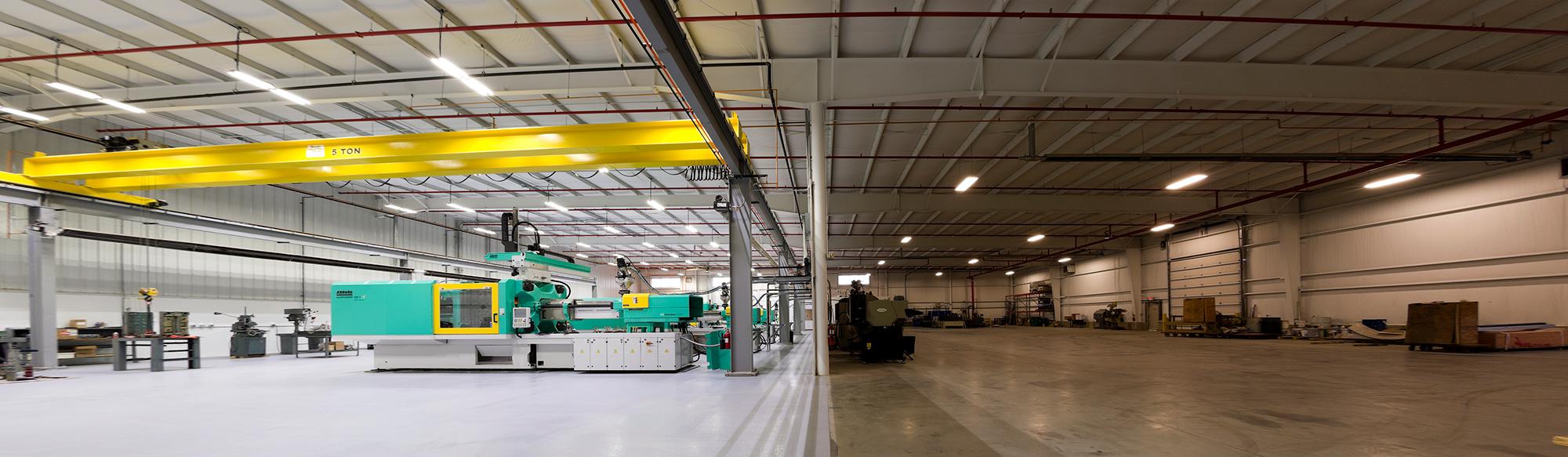 LED facility