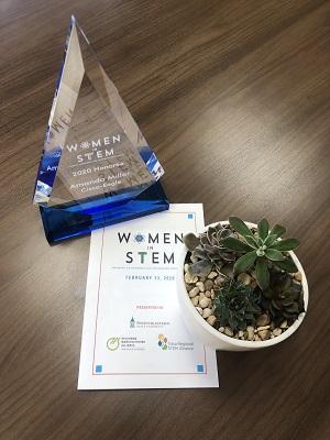 Women in STEM award