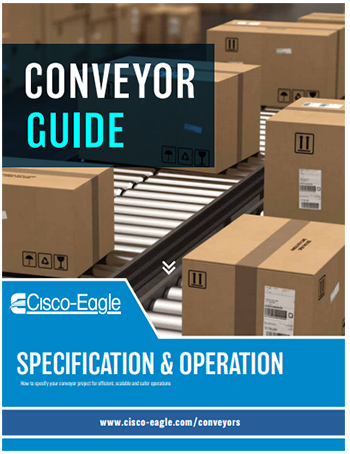 Conveyor systems guide book from Cisco-Eagle
