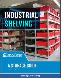 download the industrial shelving guide