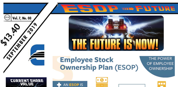 internal ESOP newsletter
