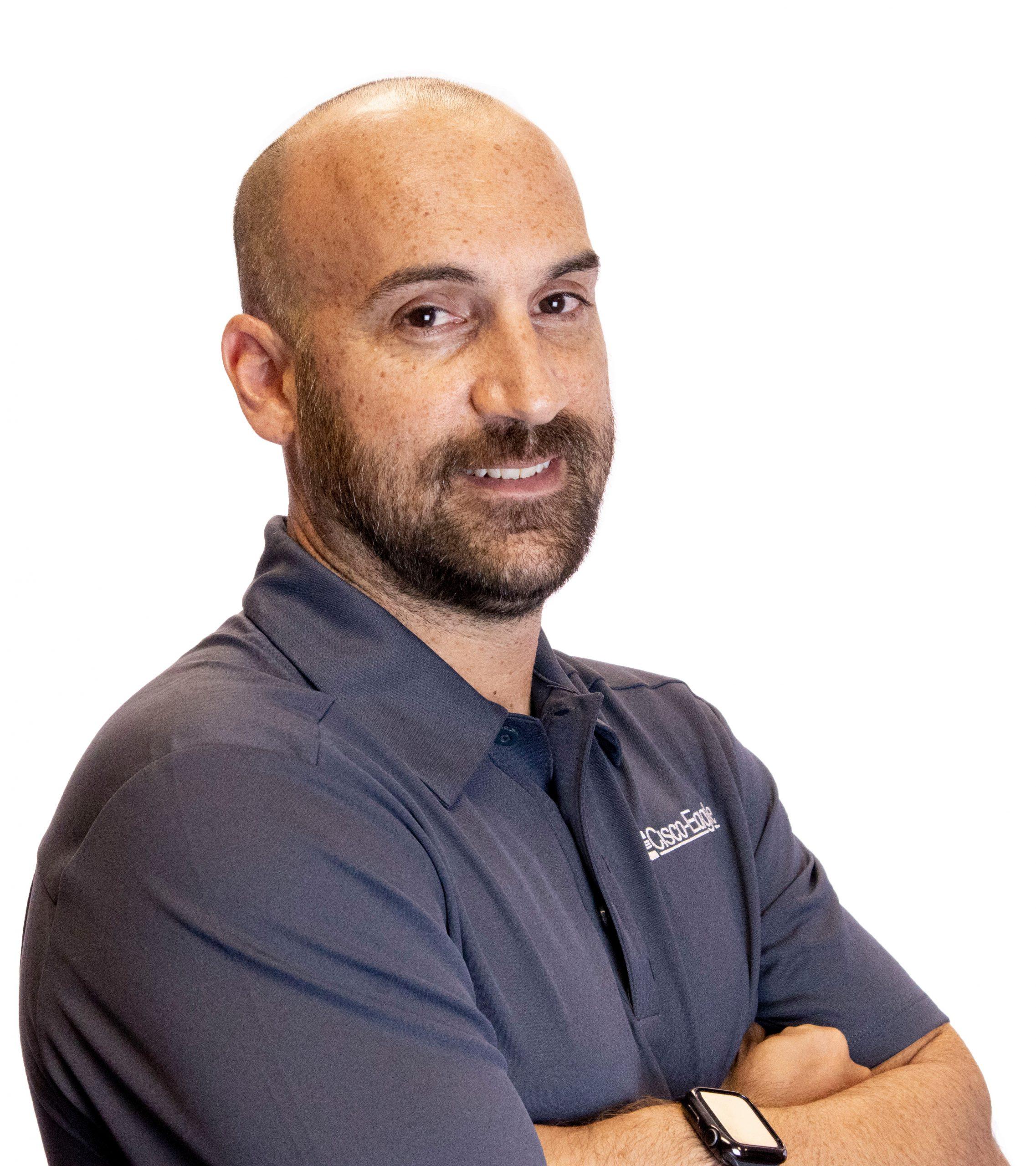 David Sahyouni of Cisco-Eagle