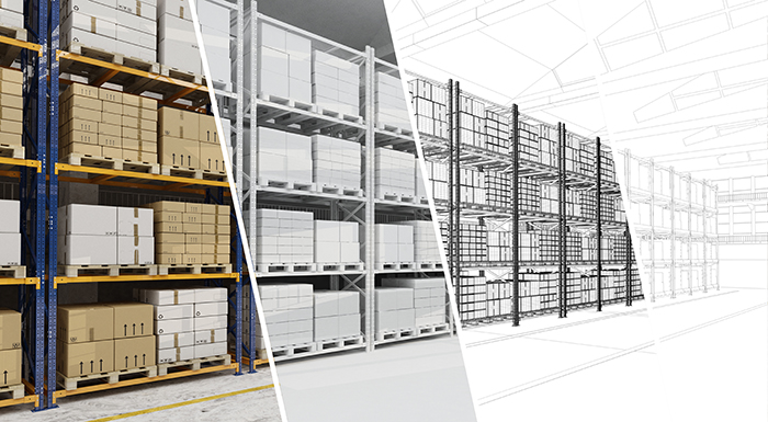 Pallet rack design and reconfiguration is a process you must engage carefully.