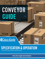 cover of conveyor guide from Cisco-Eagle