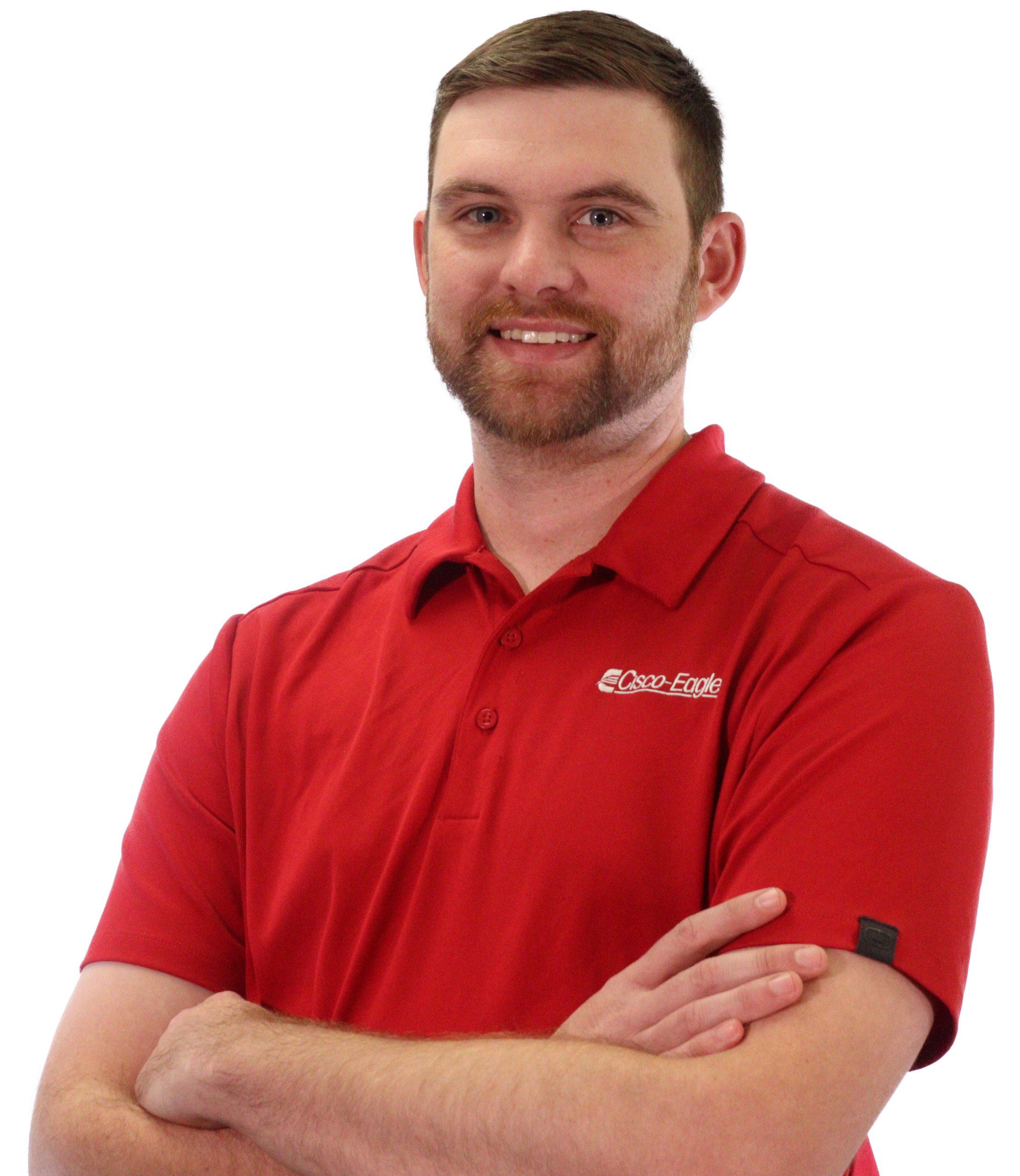 Cameron Wilson of Cisco-Eagle
