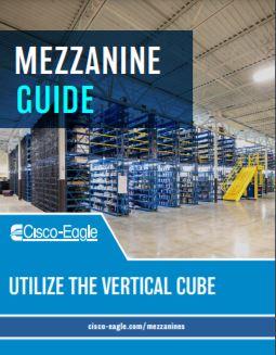 Use the Cisco-Eagle mezzanine guide