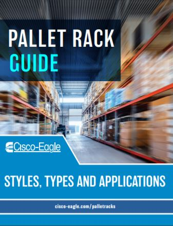 Use the Cisco-Eagle pallet rack guide