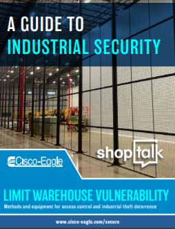 Use the Cisco-Eagle industrial security guide