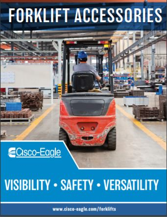 Use the Cisco-Eagle forklift accessories guide
