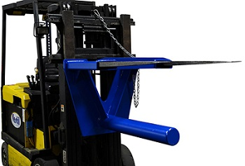 forklift accessory coil lifter